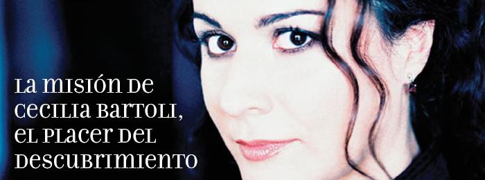 La misión de Cecilia Bartoli, el placer del descubrimiento