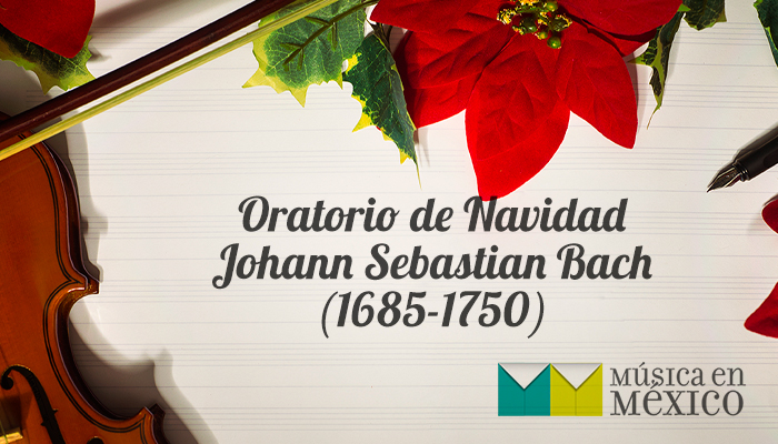 oratorio de navidad - Bach
