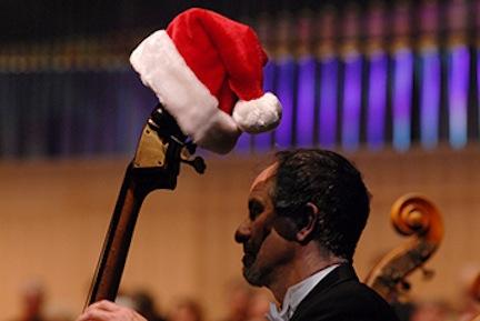 santa-hat-on-bass