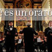 oratorio - definicion