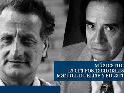 Manuel de Elías y Eduardo Mata