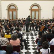 Orquesta Sinfonica Juvenil GAM