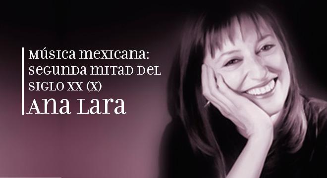 Ana Lara - Compositora