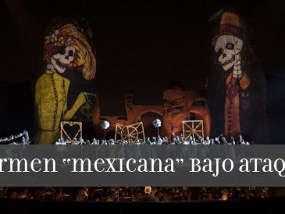 Ópera, Opera de Roma, Italia, México en el extranjero