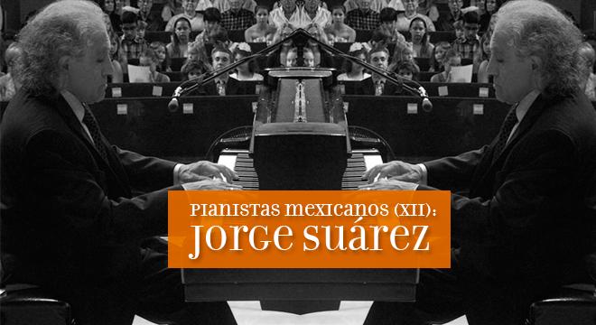Jorge Suarez - Pianista