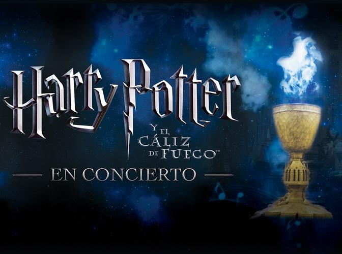 Harry Potter y El Cáliz de Fuego en concierto - Cartelera