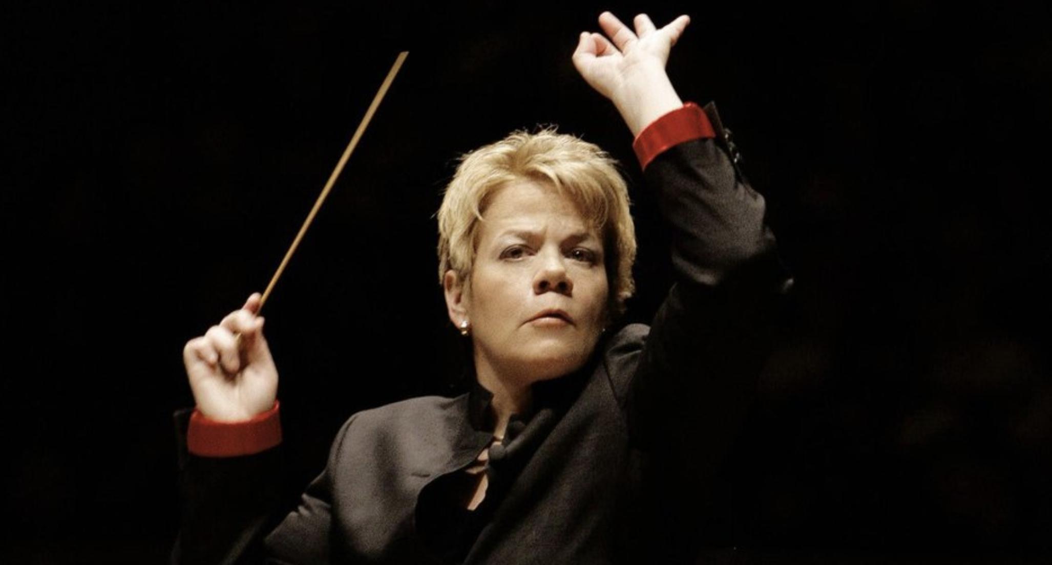 mujeres directoras de orquesta