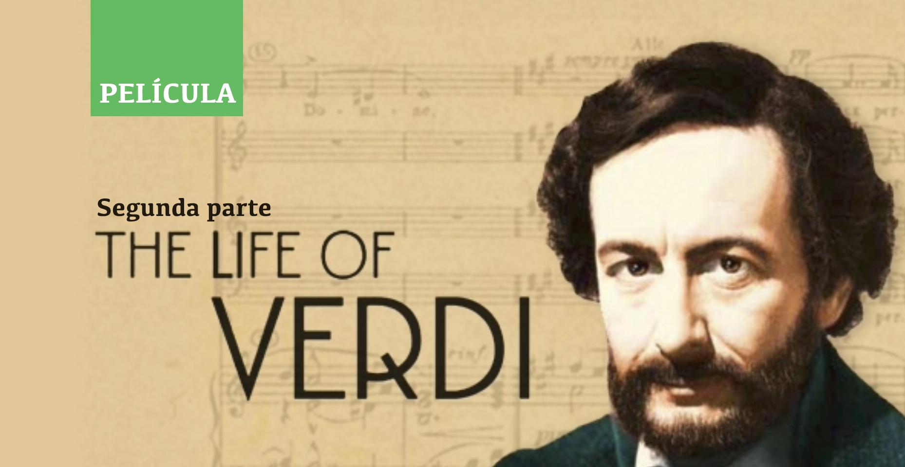La vida de Verdi