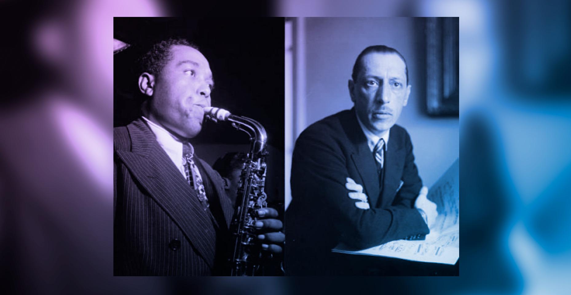 Stravinski Legado Jazz