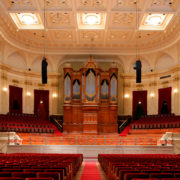 Concertgebouw en Amsterdam
