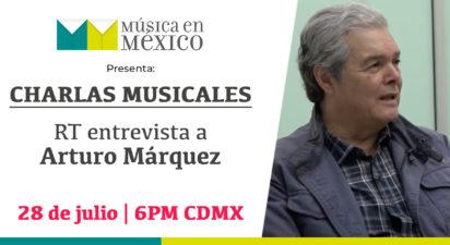 RT entrevista a Arturo Márquez